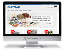 Clayman Supplies Exchequer Ecommerce