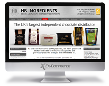 HB Ingredients Exchequer Integration